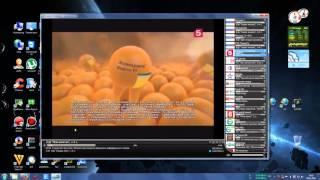 Паром TV-бесплатное ТВ приложение в Windows 7.