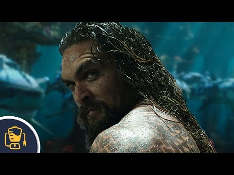 Exclusive Aquaman First Look   We React to New Footage of Atlantis (Spoilers)
