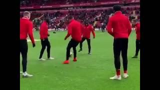 Dejan Lovren is back - Crazy nutmeg on him before Liverpool vs Burnley