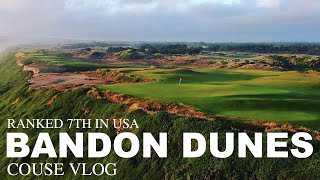 GOLFING THE 7TH RANKED COURSE IN THE US!/BANDON DUNES