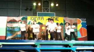 EMANON DANCE CREW LIVE AT EDNAS--since 2010:Dprt.3