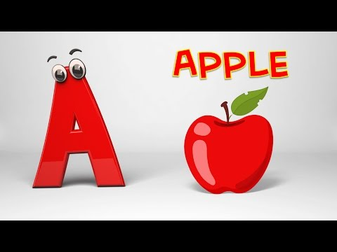 ABC Song | Phonics Letter A