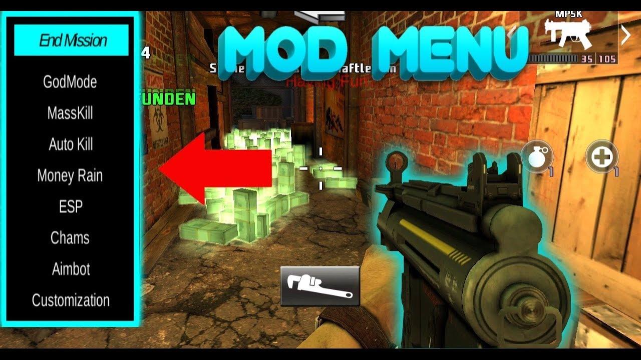 New Insane Dead Trigger 2 Hack Epic Mod Menu 1 3 1 Only Mod