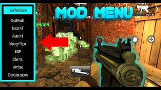 NEW INSANE DEAD TRIGGER 2 HACK!!! EPIC MOD MENU [1.3.1 ONLY]. MOD APK UNLIMITED MONEY!!!