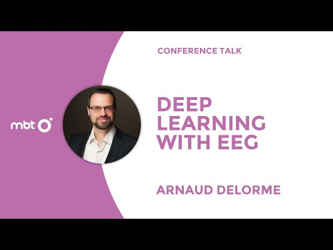 Arnaud Delorme on how to perform deep learning with EEG