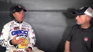 Montgomery Points Out Dock-Fishing Mistakes