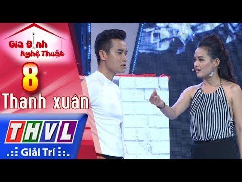 THVL | Gia đình nghệ thuật – Tập 8[5]: Gia đình diễn viên Hiền Trang