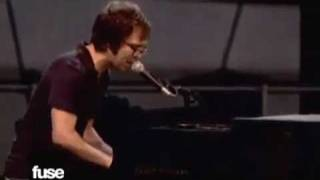 Ben Folds- One Angry Dwarf and 200 Solemn Faces Live at Bonnaroo 2008