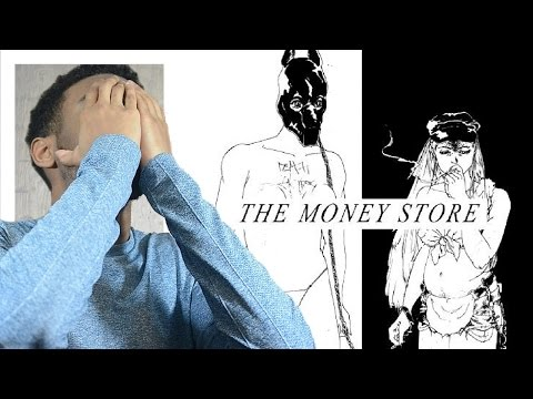Death Grips - THE MONEY STORE First REACTION/REVIEW