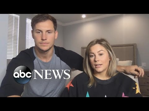 Olympic gold medalist Shawn Johnson opens up about her miscarriage