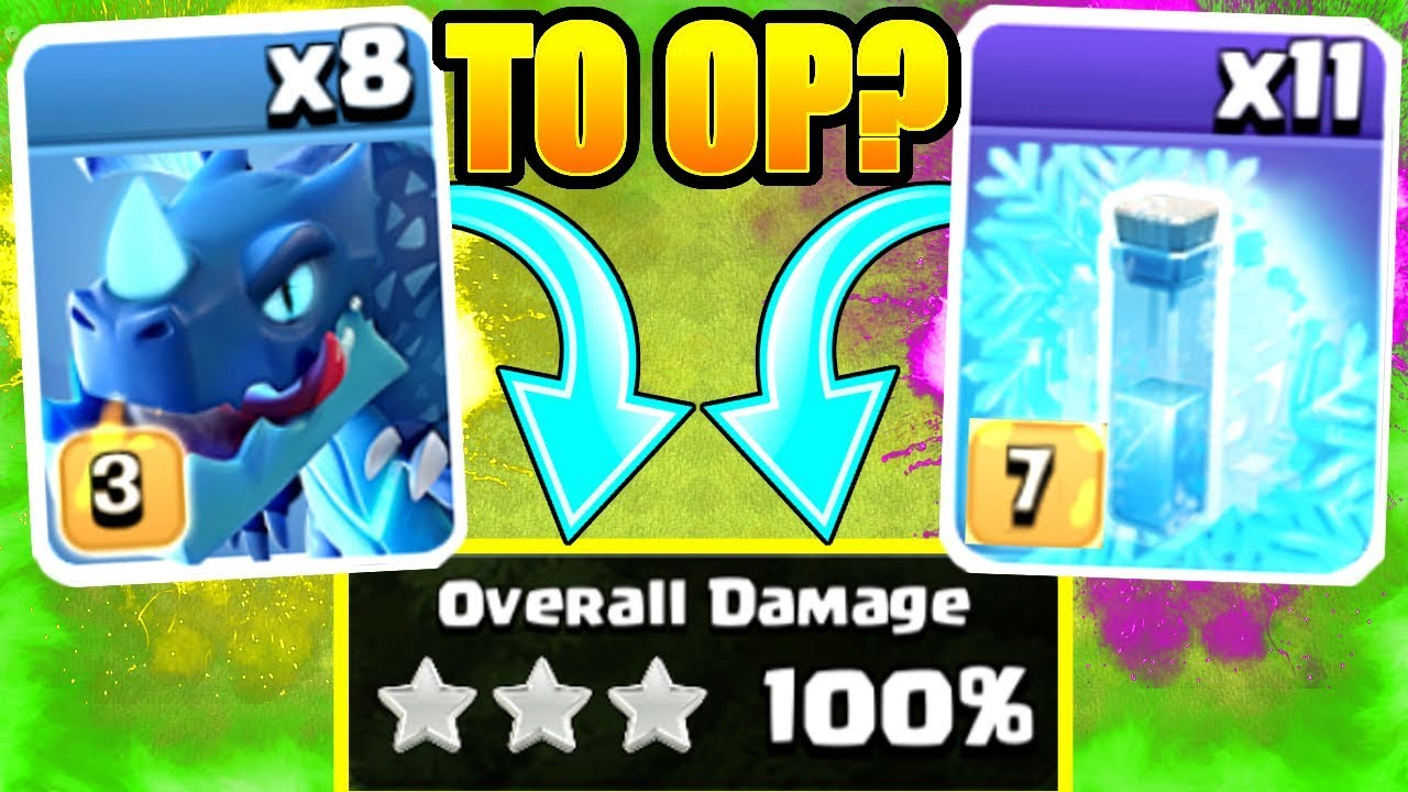 A NEW OP 3 STAR STRATEGY AT TOWN HALL 12......Clash Of Clans