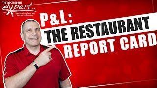 Review Your Restaurant P&L Statement - Restaurant Business #restaurantsystems