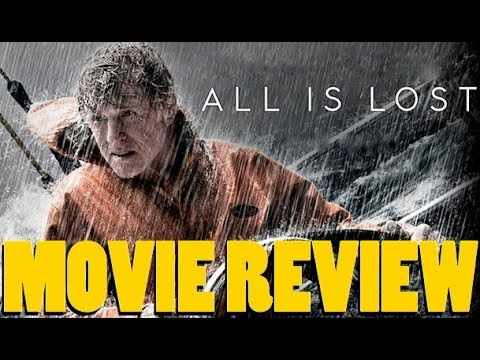 All is Lost - Movie Review by Chris Stuckmann