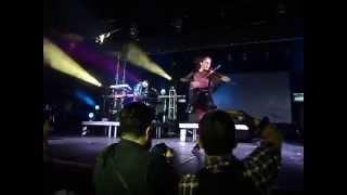 Lindsey Stirling - Beyond the veil and Transcendence (Guadalajara 2015) 1