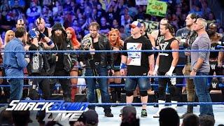 Shane McMahon und Daniel Bryan kündigen eine große Titelchance an: SmackDown Live, 26. Juli 2016