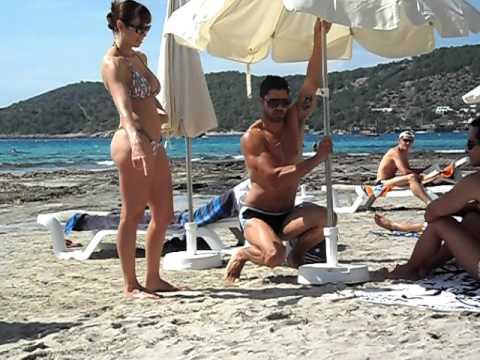 from Jared sex on nude beach ibiza