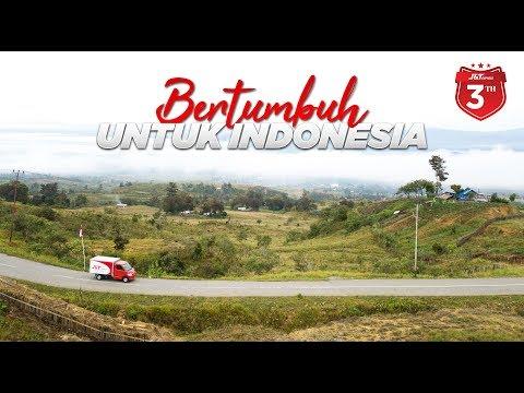 """3 Tahun J&T Express """"Bertumbuh Untuk Indonesia"""""""