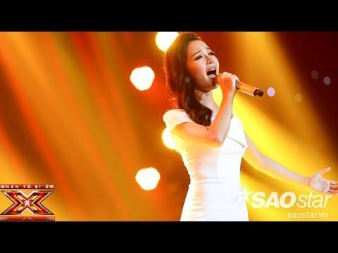 NGƯỜI HÁT TÌNH CA – HOÀNG THỊ THANH THẢO | LIVESHOW 3 THE X FACTOR - NHÂN TỐ BÍ ẨN 2016 (SS2)