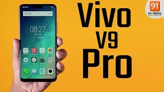 Download Video Vivo V9 Pro: Unboxing & First Look | Hands on | Price | [Hindi हिन्दी] MP3 3GP MP4