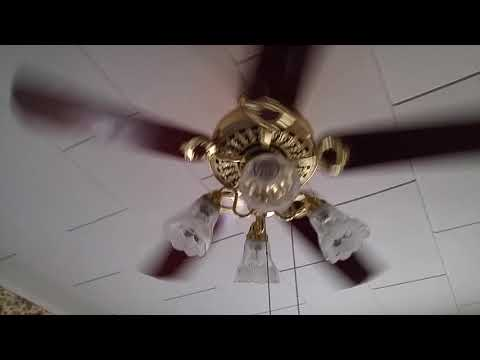 Hampton Bay St Claire Ceiling Fan By Blake S Fans And More