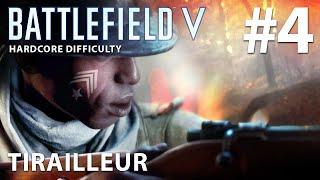BATTLEFIELD 5 - Hardcore Difficulty - Campaign Walkthrough Gameplay Part 4 - PC (Battlefield V)