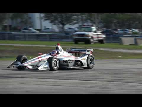 2018 Indycar February Sebring Testing