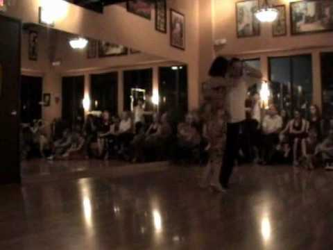 Luiza Paes y Andrew Dugas / Troilo (HOUSTON 5.21.10)