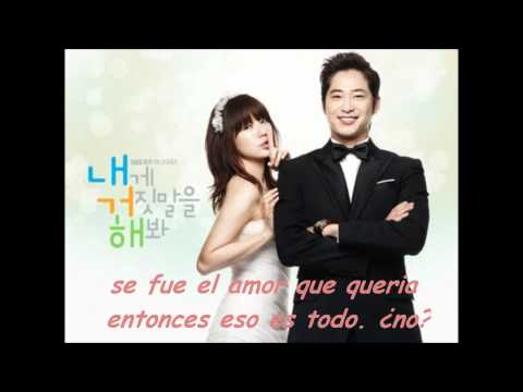 Nothing - Just OST lie to me ( sub español )