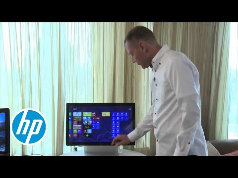 HP Spectre ONE with NFC