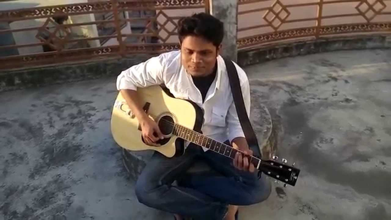 Jeena jeena guitar cover Badlapur - YouTube