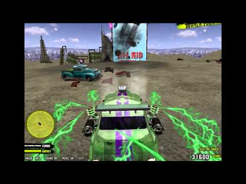Metal Mayhem World Tour - Car games on Shockwave # 1