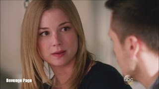 "Revenge 4x22 ""Plea"" Emily and Jack Almost Kiss She Tells Him She Wants Them Together"