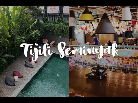 My First Stay At Tijili Hotel Seminyak (Bali Vlog) | Asian In Europe | Christian Gertsen