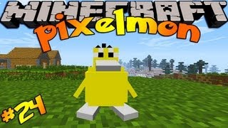 BLASTOISE BEST STARTER POKEMON? | Minecraft Pixelmon Adventure #9