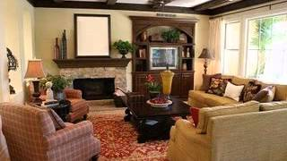 Living Room Furniture Arrangement Design Decor Ideas