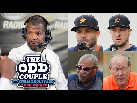 Astros Couldn't Even Get the Apology Right - Rob Parker
