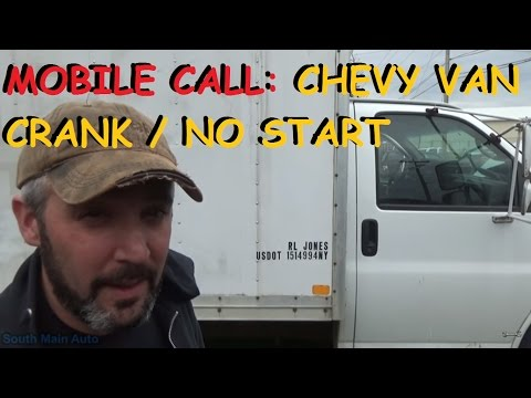 Chevrolet Express - Crank / No Start