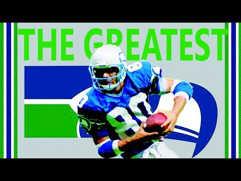 (NEW) Steve Largent: The Greatest