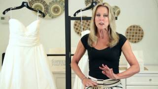 Difference Between Satin  amp  Taffeta Fabric in a Wedding Dress   Wedding Fashions
