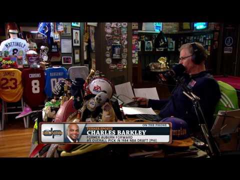 Charles Barkley on The Dan Patrick Show (Full Interview) 2/23/17