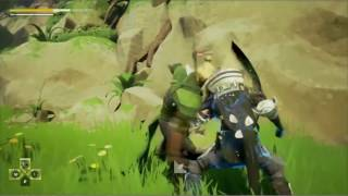 Absolver - 10 Minutes of New Gameplay | PAX East '17 (1080p)