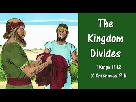 OT11 1 The Kingdom Divides