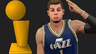 NBA 2k15 My Career PS4 - NBA Finals Ep.27