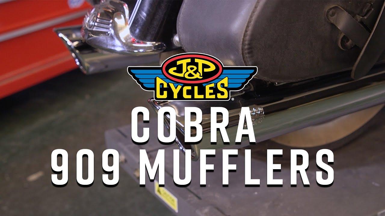 Product Spotlight : Cobra 909 Mufflers