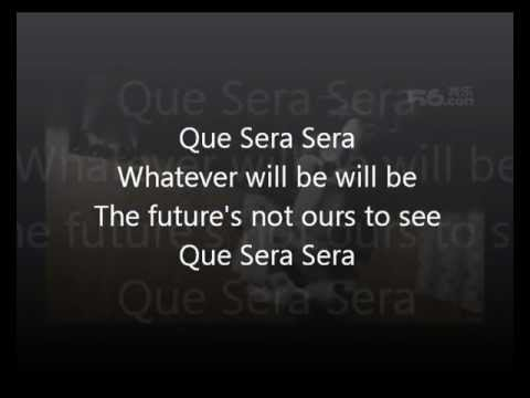 Que Sera Sera Cover - Mary And Max