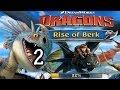 Dragons: Rise of Berk - Unlocking Stormfly Dragon! [Episode 2]