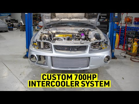 building-my-evo-6-into-an-sti-killer---intercooler-system---part-16