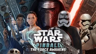 Pinball FX2: Star Wars: The Force Awakens Table