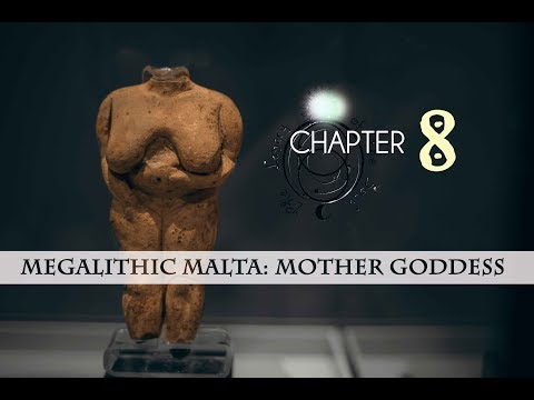 #8 The HIDDEN SECRET of the MOTHER GODDESS WORSHIP | MEGALITHIC ancient Malta | [DIOSA MADRE]