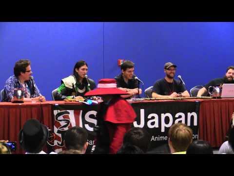 San Japan 7 (2014) - Team FourStar Panel Q&A